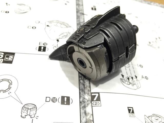 シャア専用ズゴック MG1/100
