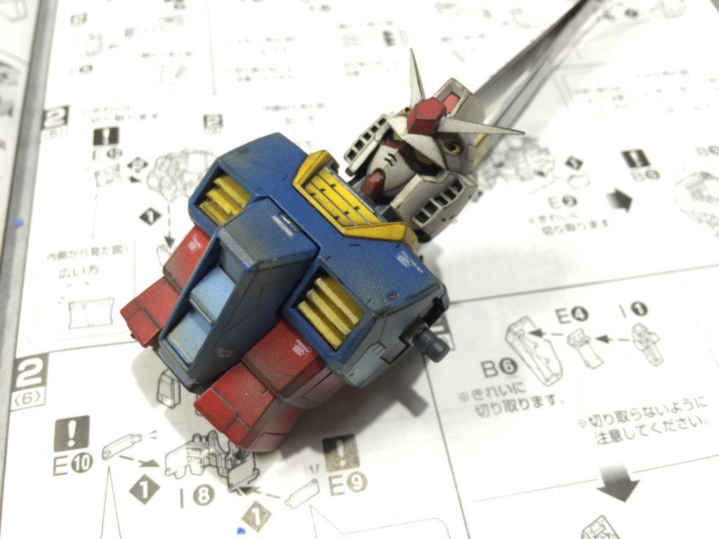 RX-78-2 ガンダム Ver.3.0 MG