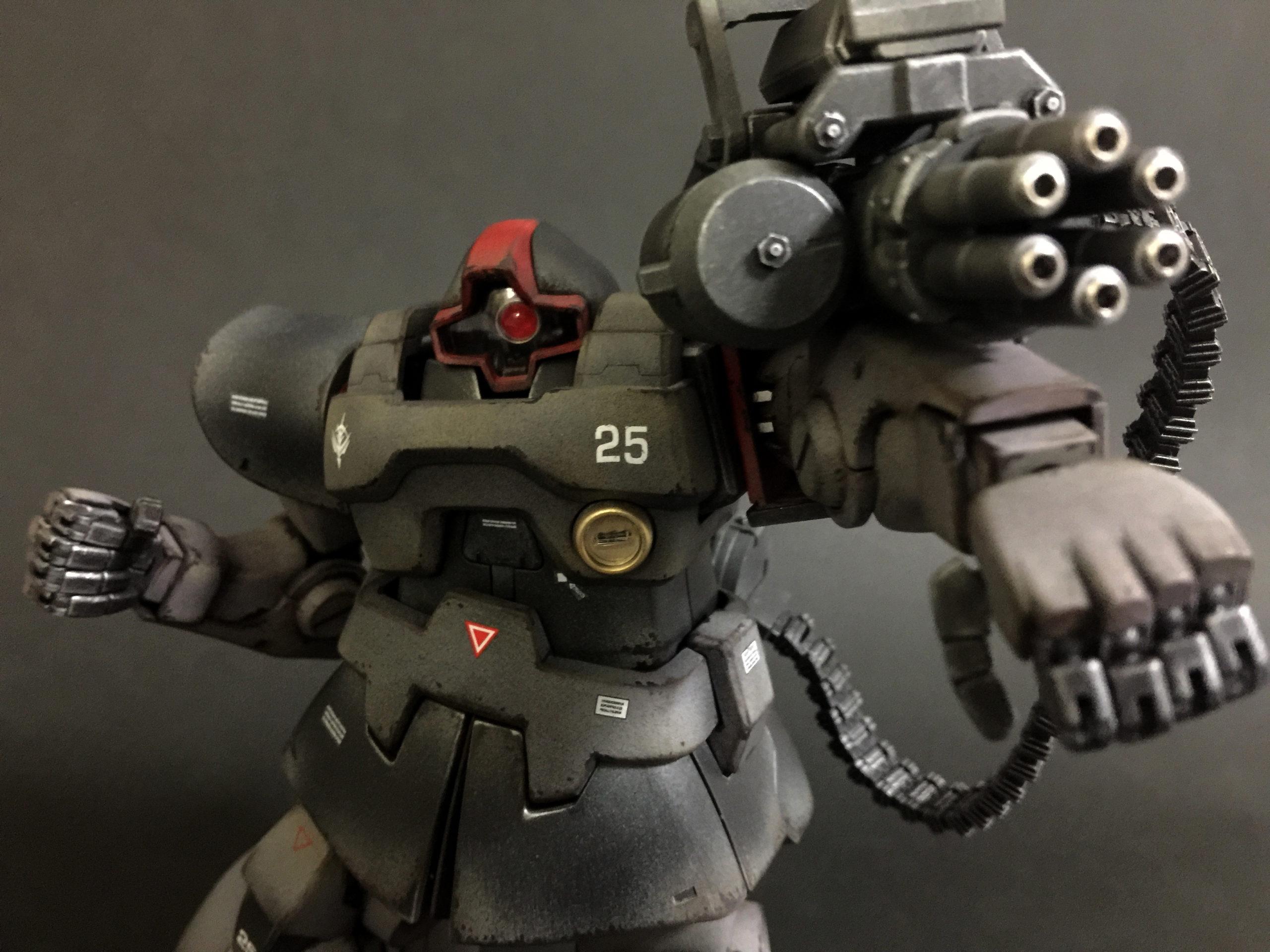 MS-09 ドム MG