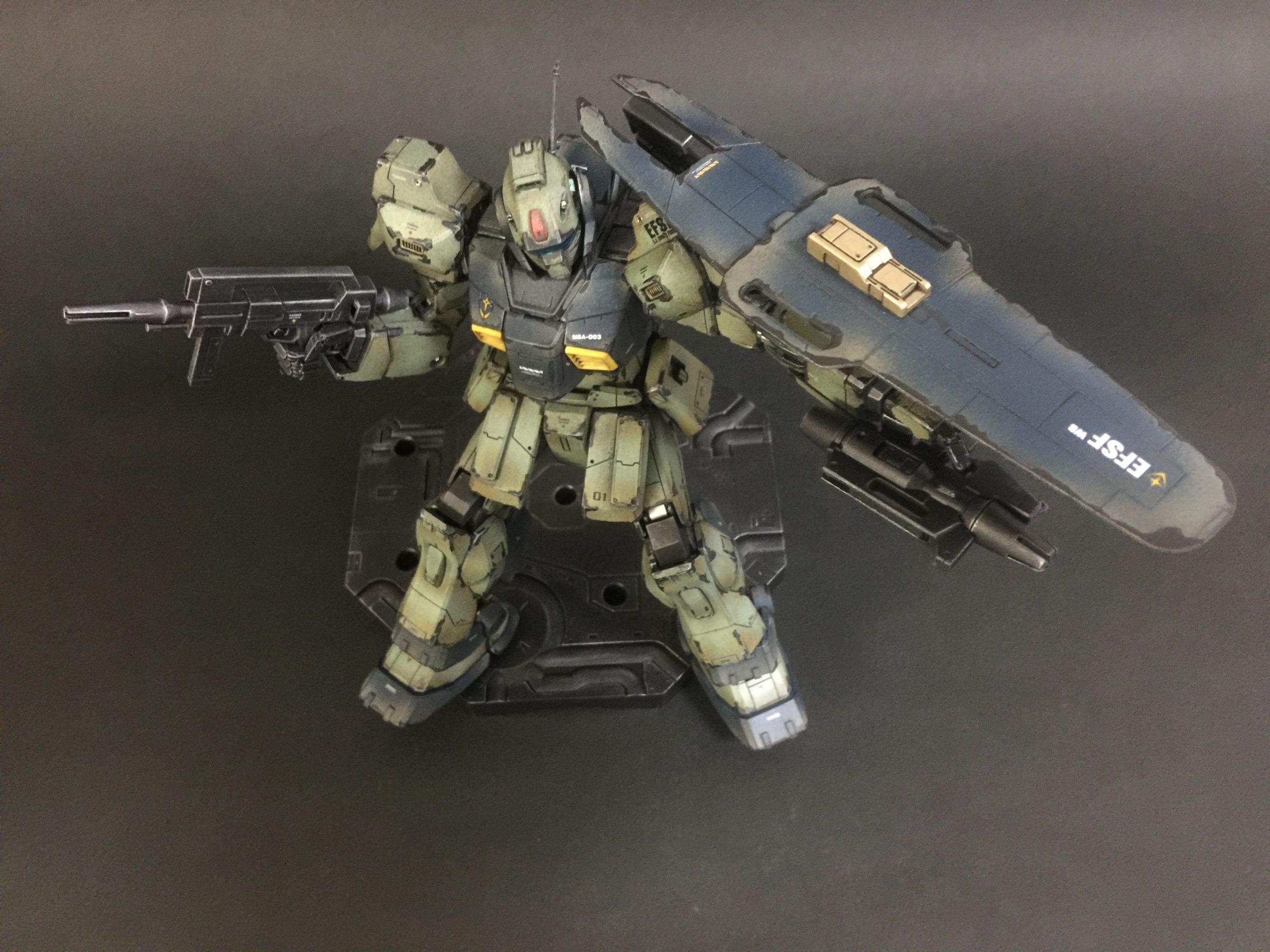 MG 1/100 MSA-003 ネモ ユニコーンカラーVer.(ダカール攻防戦版)